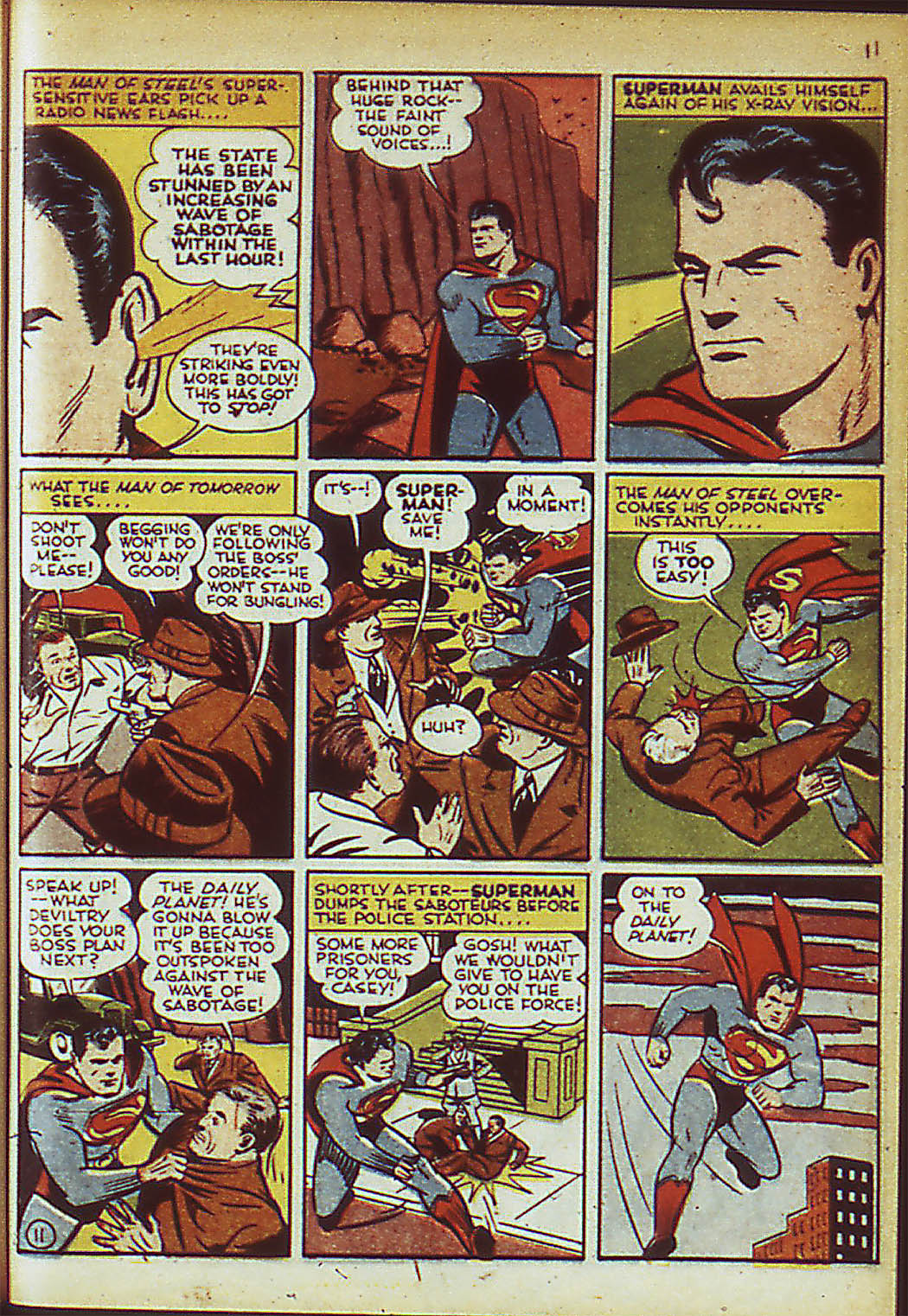 Read online Action Comics (1938) comic -  Issue #41 - 14