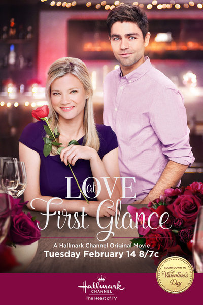 Love At First Glance Poster Official