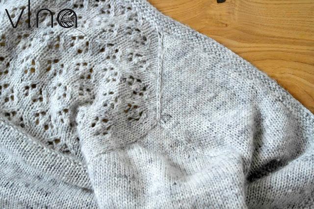 ako štrikovať sveter
