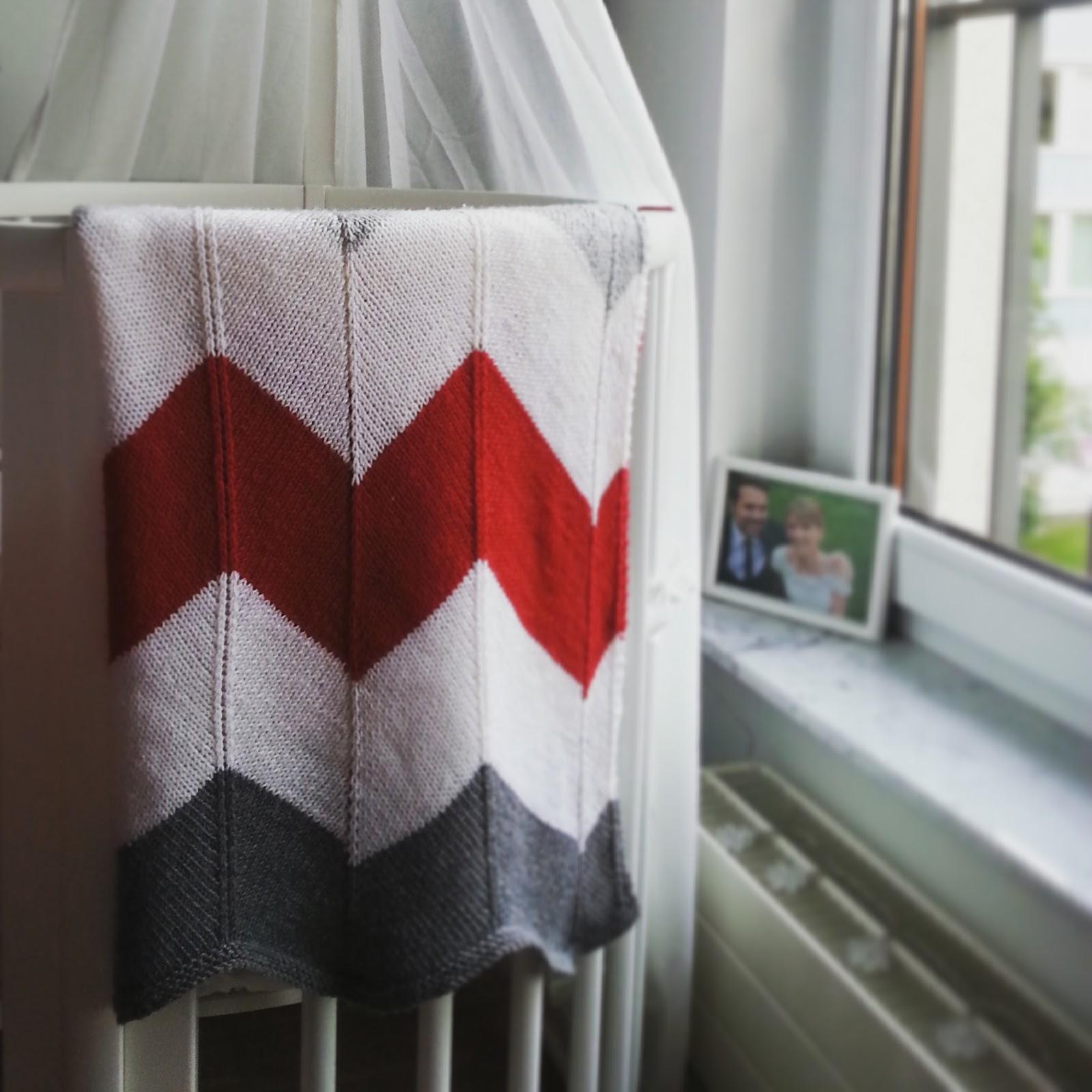 fertig und voller liebe babydecke mila kitchener stories. Black Bedroom Furniture Sets. Home Design Ideas