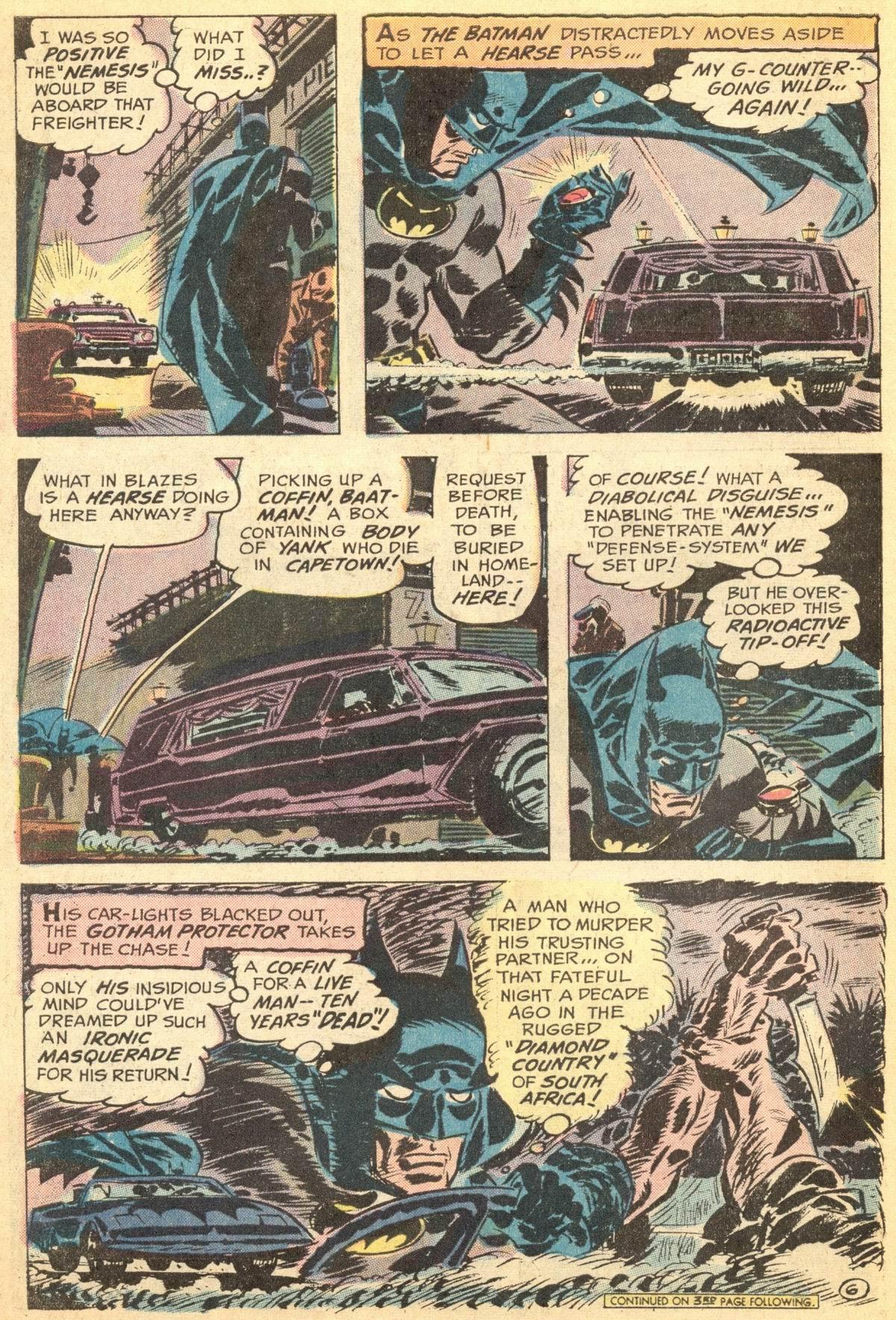 Detective Comics (1937) 420 Page 7