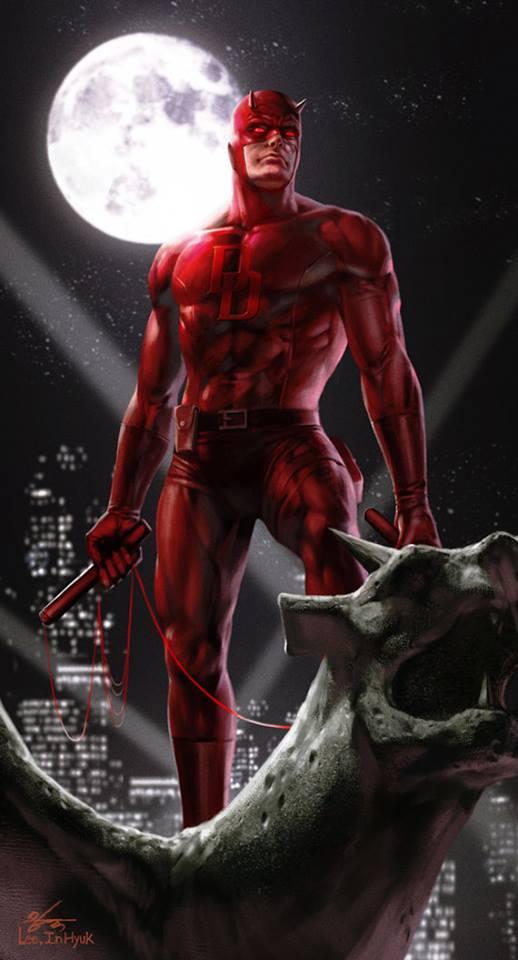 tiểu sử Daredevil