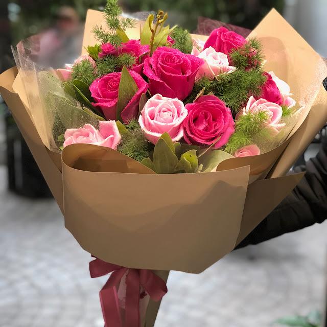 Kết quả hình ảnh cho hoa hồng valentine