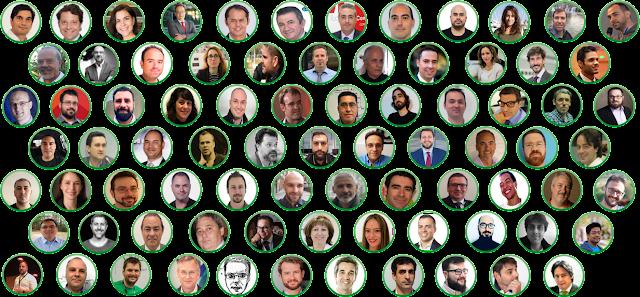 Ponentes - Consigue tu entrada gratis para OpenExpo Europe 2018