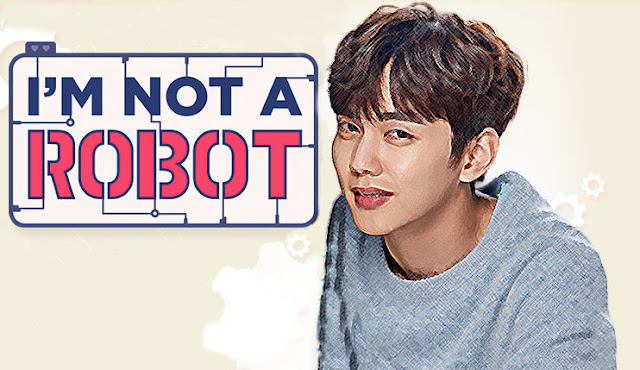 Drama Korea I'm Not a Robot