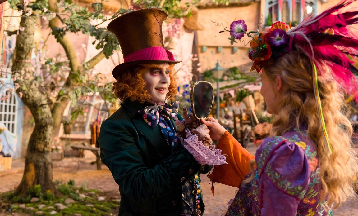Alice Through The Looking Glass 2016 Full Movie Watch In -5046