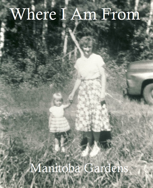 A photo of Mom and me at Jacksons Lake