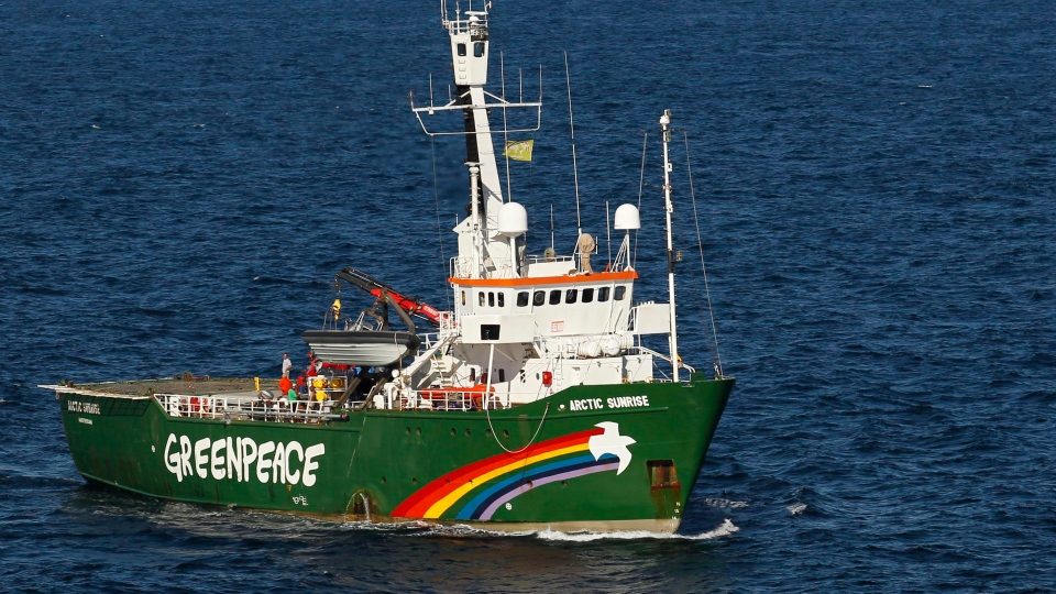 Every Day Is Special: September 15 – Greenpeace Day