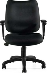 Manual Adjustment Task Chair