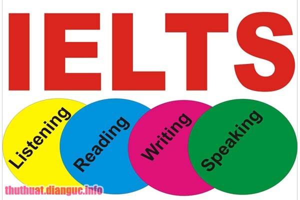 Khóa học video Chiến lược tăng điểm đọc – nghe – viết trong kì thi IELTS