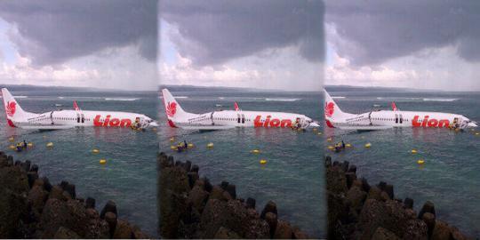 Berita Jatuhnya pesawat Lion Air di Laut Bali (Hot News ...