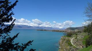 Lago Ohrid.