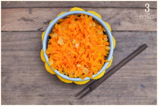 cenoura receita