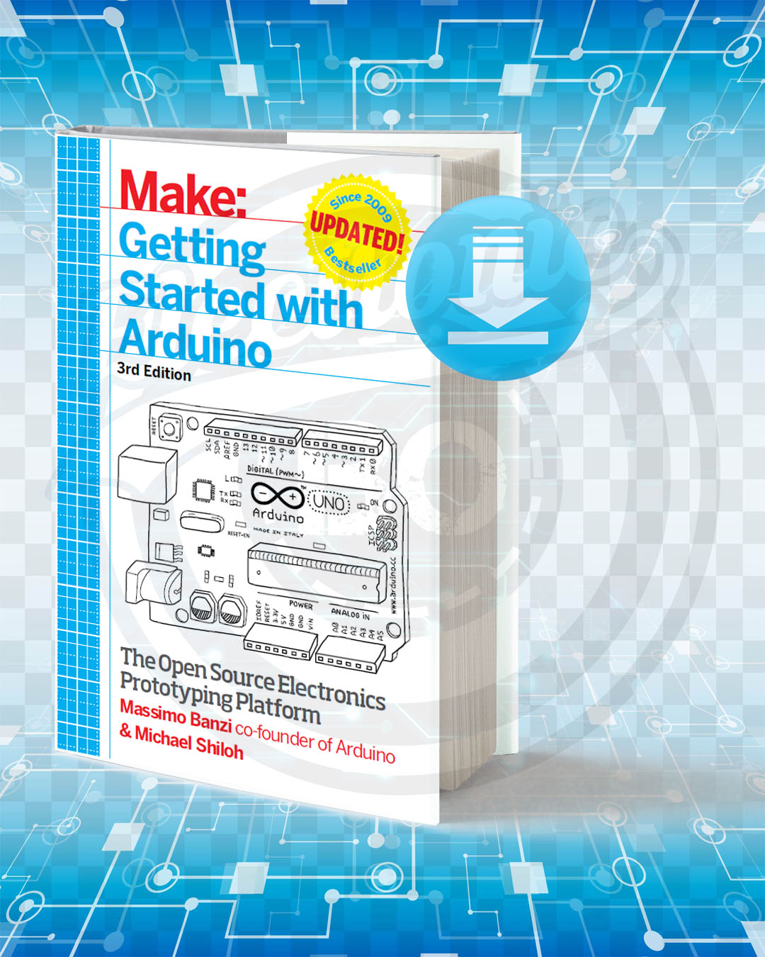 Free Book Getting Started with Arduino pdf.