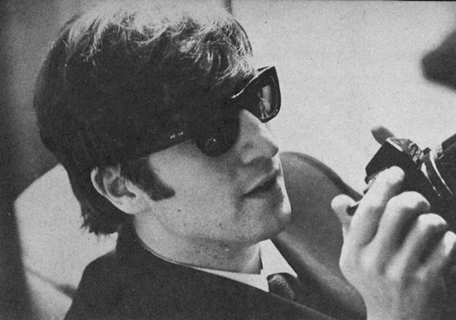 Rare Photographs of The Beatles Taken by Ringo Starr in ...  Rare Photograph...