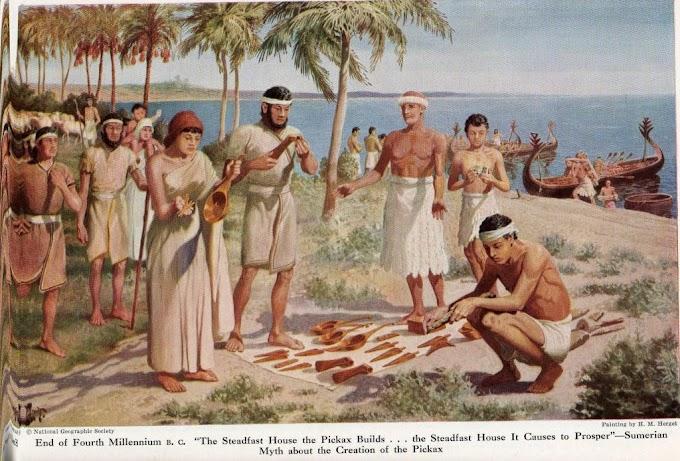 "SÜMERLERDEN BİZE KALAN 13 GELENEK ""13 traditions left to Sumerian us"""