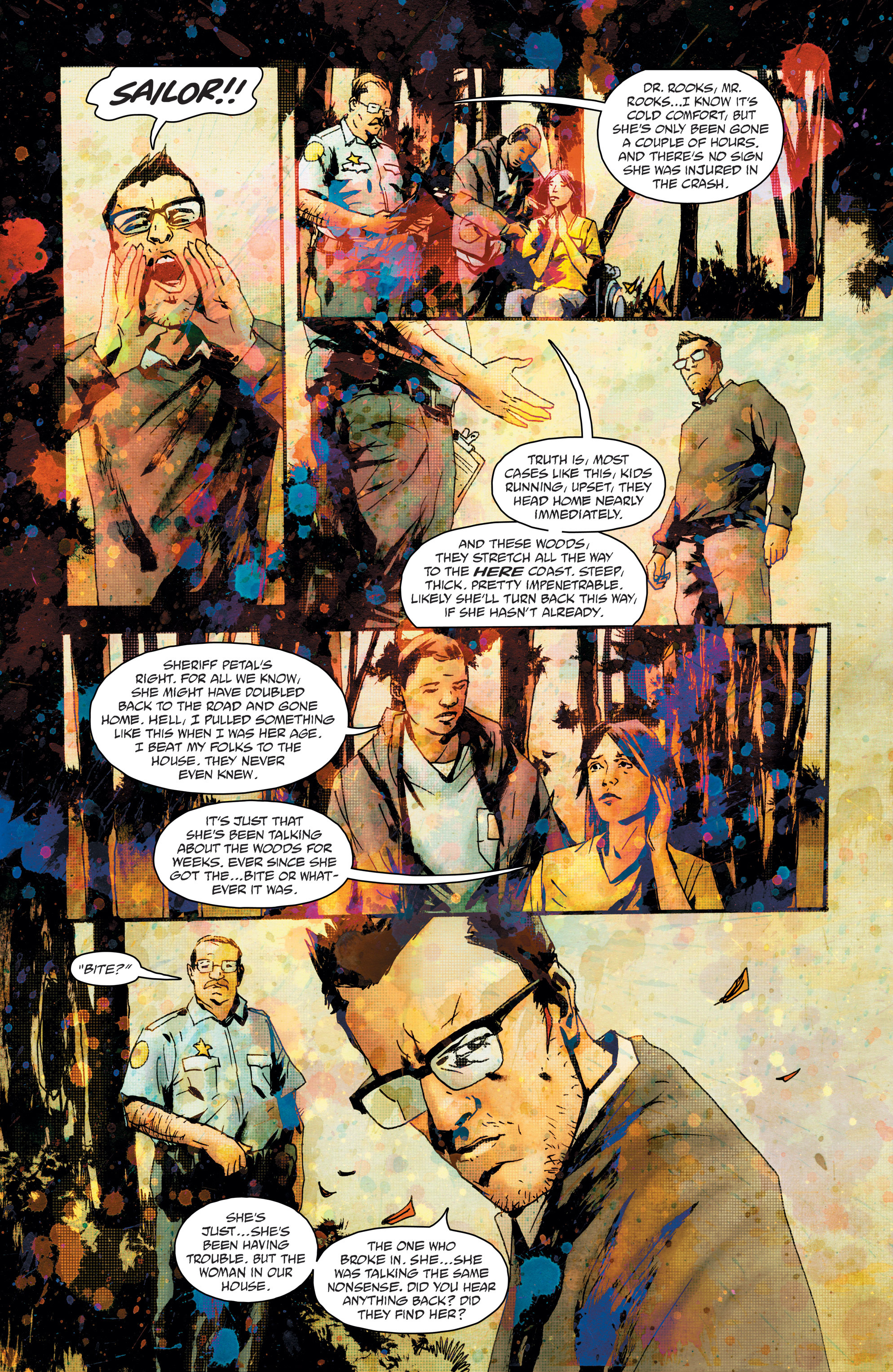 Read online Wytches comic -  Issue #3 - 8