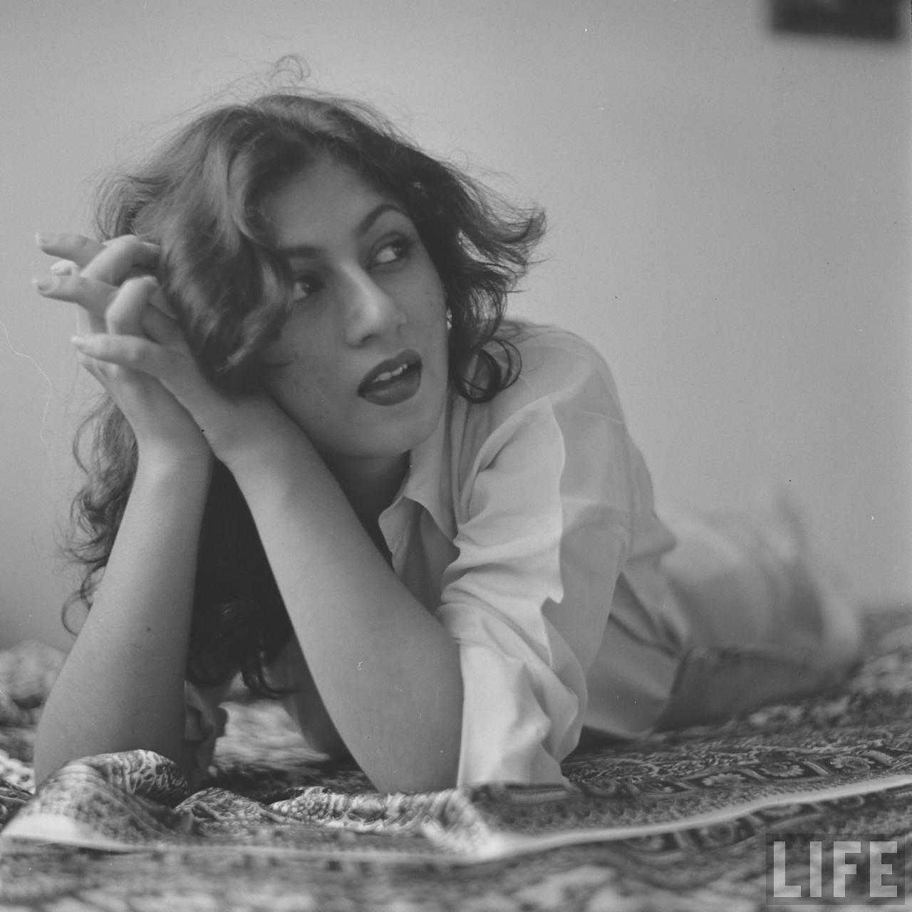 Madhubala: Rare Photos Of Actress Madhubala