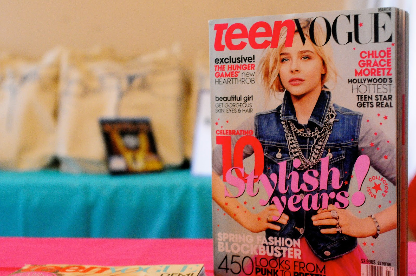 It Is Exciting Teen Vogue 13