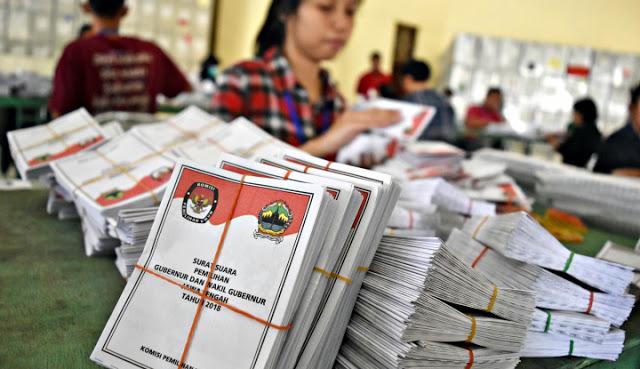 Sudah Mulai! Bawaslu Temukan 9.000 Pemilih Ganda di Riau