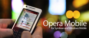 Download Opera Mobile 12 for mobile