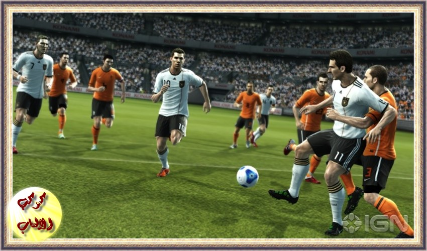 تنزيل بيس 2012 Download PES 2012 games