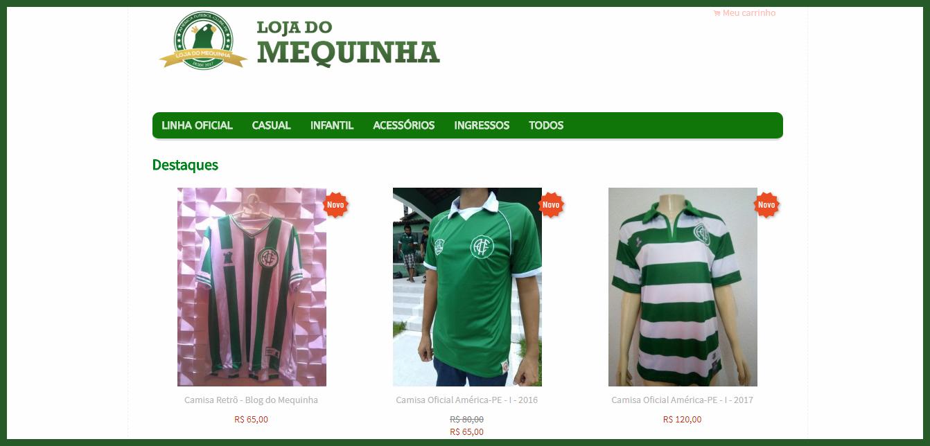 Camisa do Blog do Mequinha é destaque no Mantos do Futebol ~ BLOG DO ... a4e2d7854956b