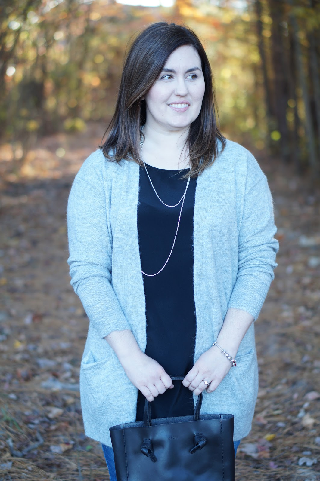 MISOOK   SHOPPING OUTFIT by North Carolina style blogger Rebecca Lately