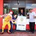 McDonald's Drive-thru Weekend Challenge Cipta Rekod Dalam Malaysia Book of Records