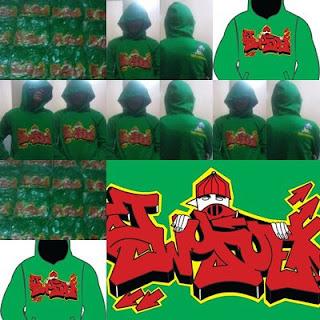 Hoodie (Sweater kupluk) SMPN 2 SUKARAJA BOGOR ~ Twosoek 712