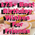 Birthday Wishes For Friend | Birthday Wishes | Happy Birthday | genuinewishes.com
