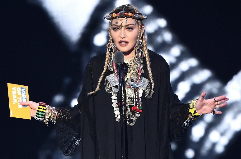 Madonna faces backlash as she speaks exclusively about herself during Aretha tribute