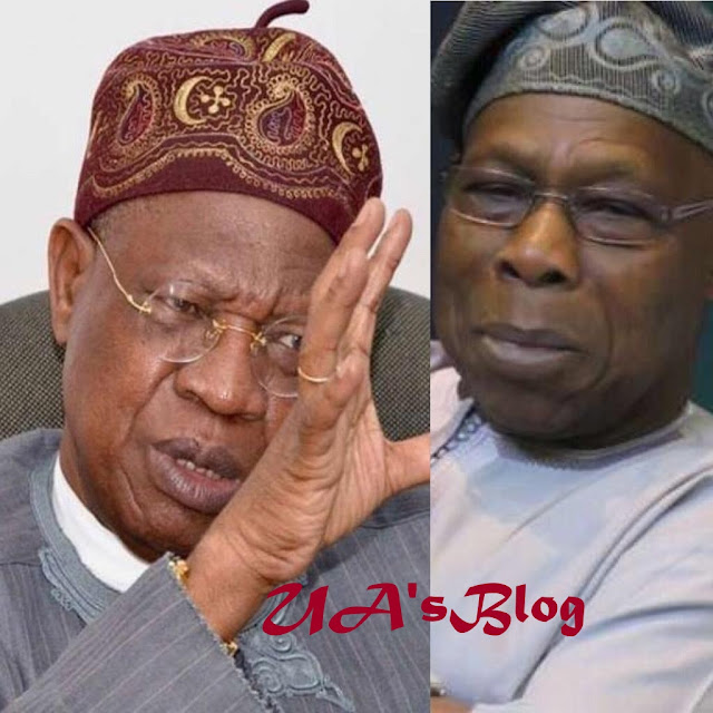 Your Candidate Will Be Defeated Comprehensively In 2019, Lai Mohammed Tells Obasanjo