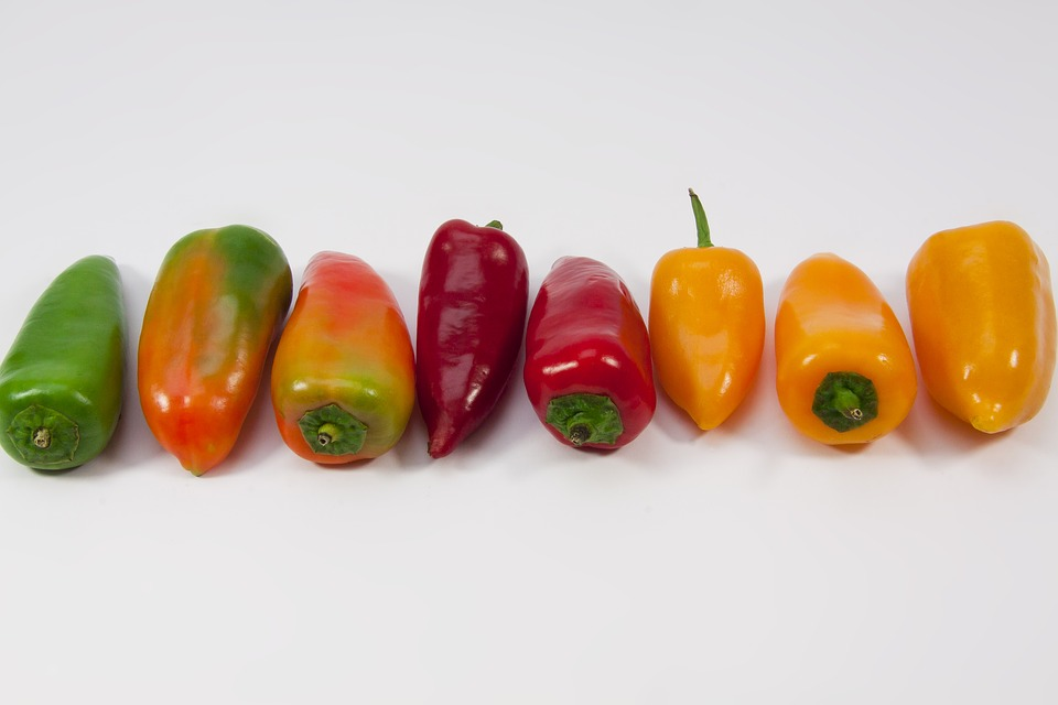 Graze-on-the-go Peppers: Party Food Ideas