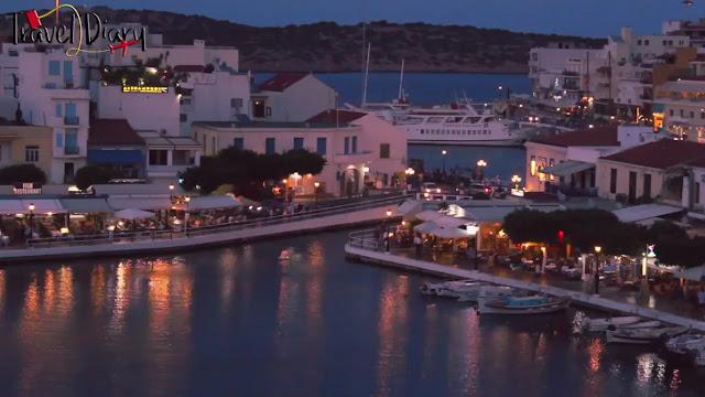 Ταξίδι στην πιο ρομαντική λίμνη της Κρήτης! (βίντεο)