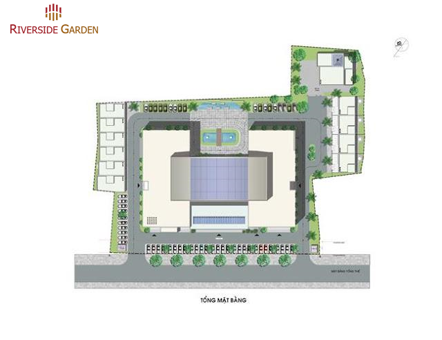 Quy hoạch chi tiết dự án Riverside Garden
