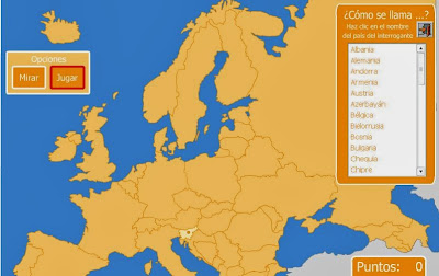 JUEGOS ONLINE EUROPA - aprendoyaprendo