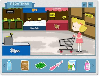 http://www.pictojuegos.com/pegatinas/supermercado/index.php