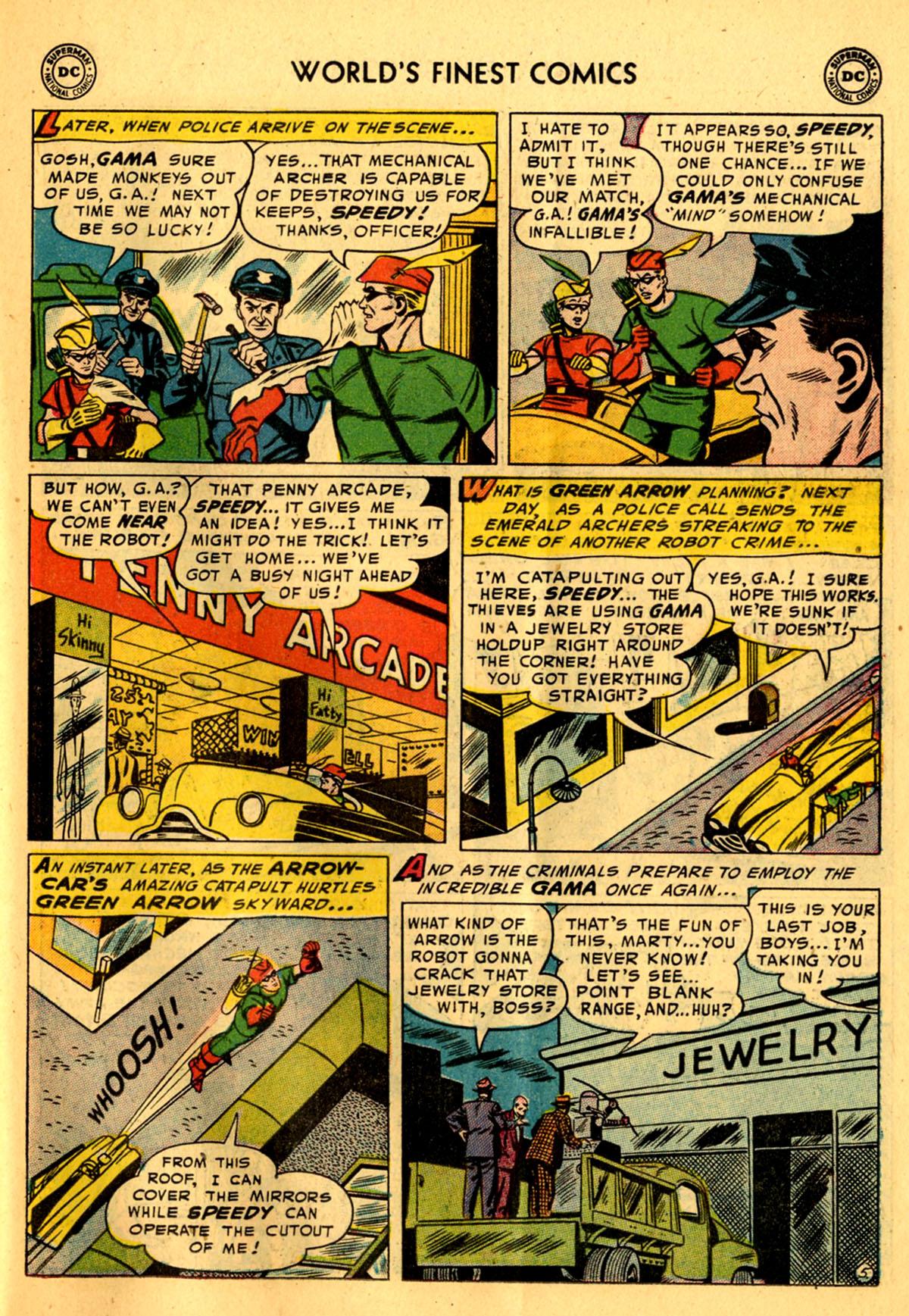 Read online World's Finest Comics comic -  Issue #76 - 23