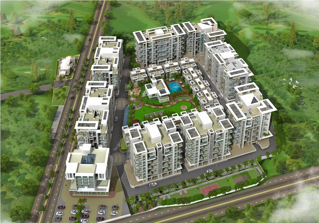 township projects in kolhapur