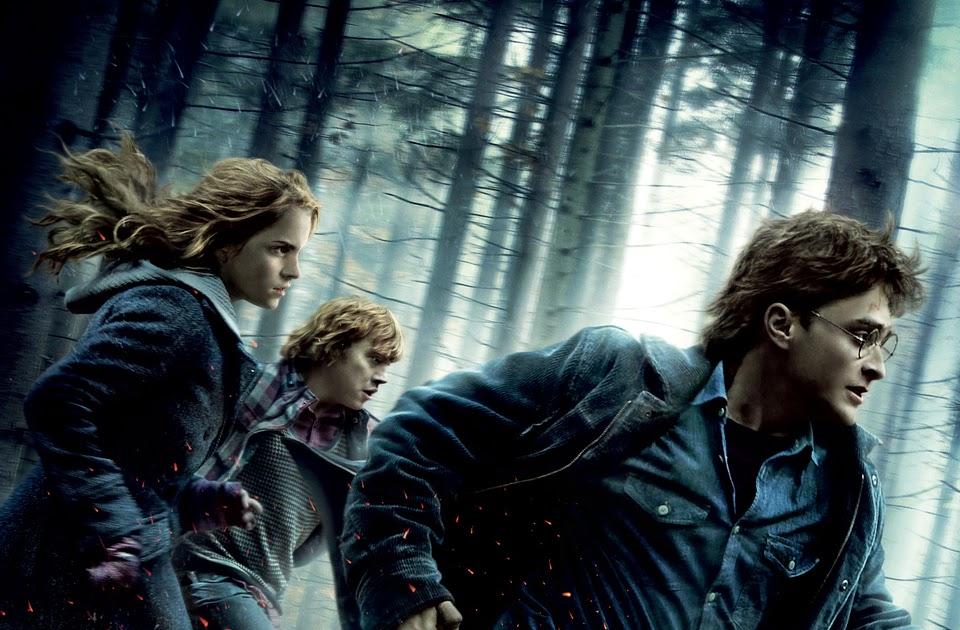 Muerte En La Montana Parte 5: Dan Radcliffe Blog: Harry Potter Y Las Reliquias De La