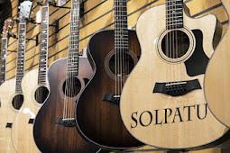 Tertarik Belajar Gitar Akustik? Ini Cara Memilih Gitar Akustik Untuk Pemula