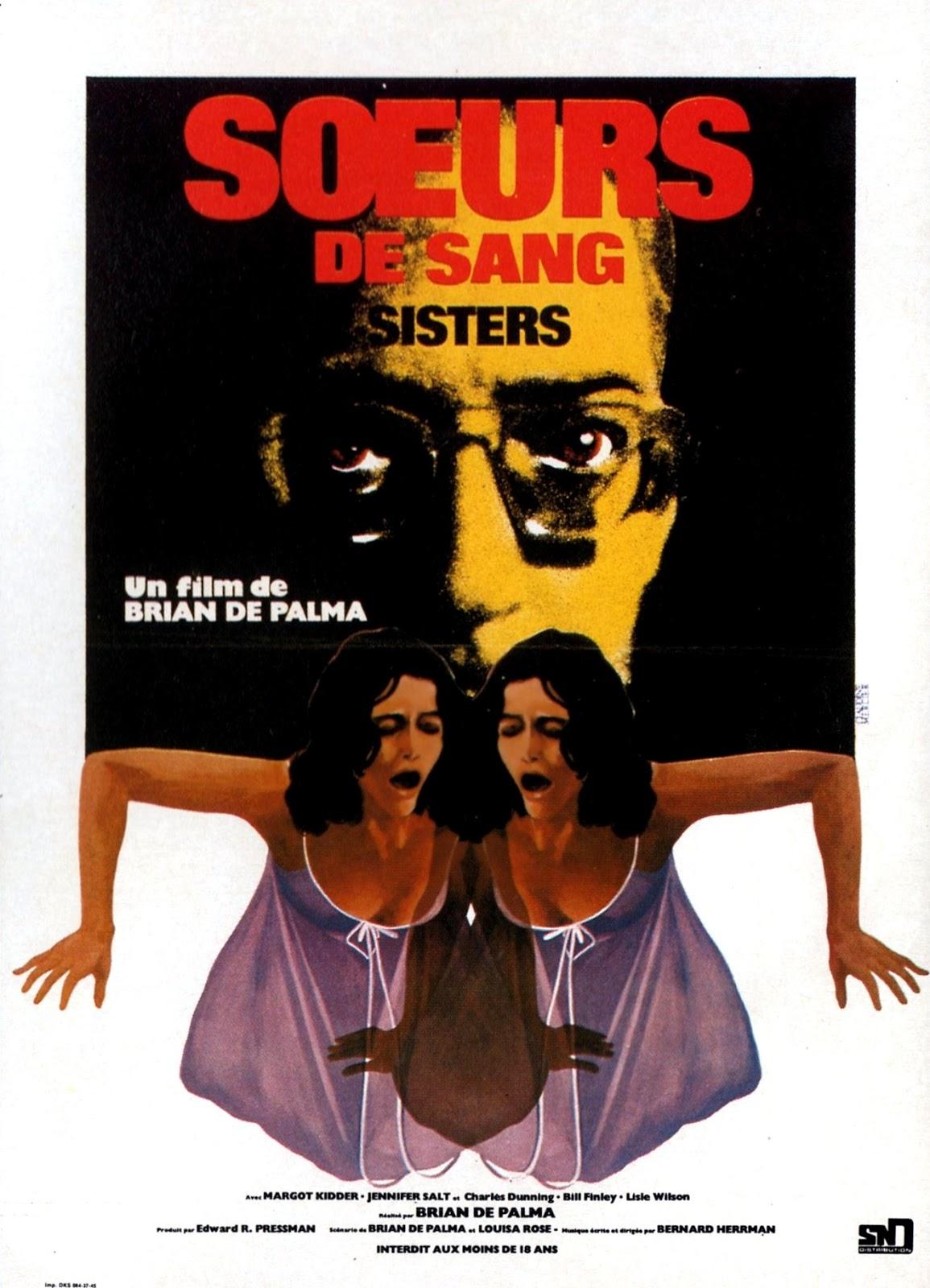 SISTERS (1973) HERMANAS DIABOLICAS - Subtitulada