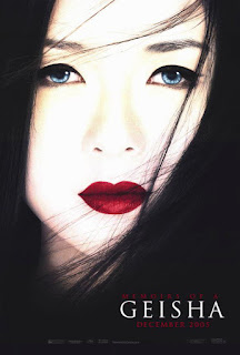 Memorias de una geisha<br><span class='font12 dBlock'><i>(Memoirs of a Geisha)</i></span>