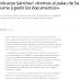 Policarpo Sánchez: «Iremos al Palau de la Generalitat a pedir los documentos»