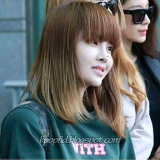 Foto Baru Jeon Boram Tiara Cantik
