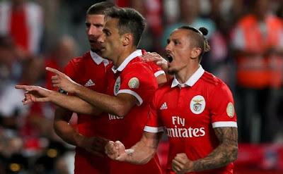 Benfica Futebol Fejsa