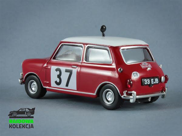 IXO Atlas Mini Cooper S Winner Rallye Monte Carlo 1964