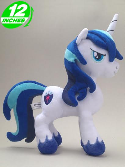 12 inch My Little Pony Shining Armor Plush