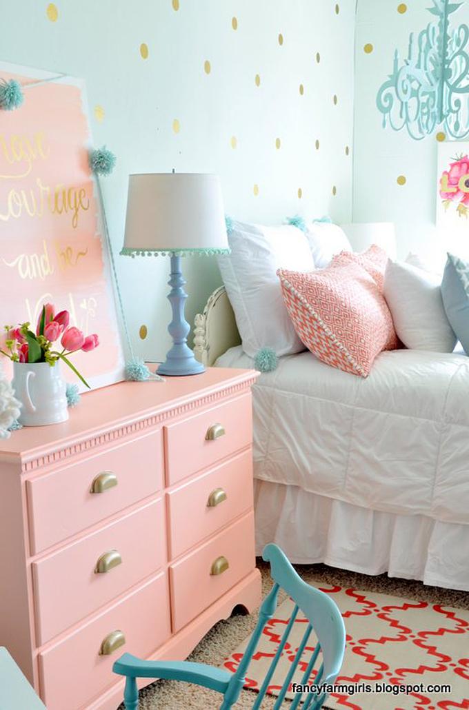 Dormitorio infantil de tendencia